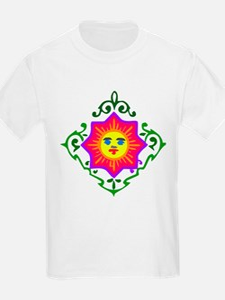 Masonic Sun Kids T-Shirt