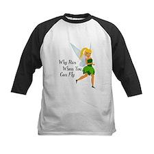 Fairy Run Baseball Jersey