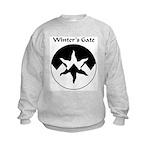 Winter's Gate Populace Badge Kids Sweatshirt
