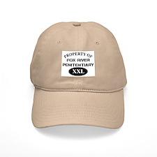 Property Of Fox River Pen Baseball Cap