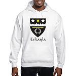 Eskalya Hooded Sweatshirt