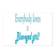everybody loves Postcards (Package of 8)