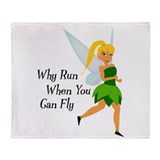 Tinkerbell Blankets