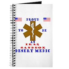 Proud to be an IraqSandbox Medic Journal