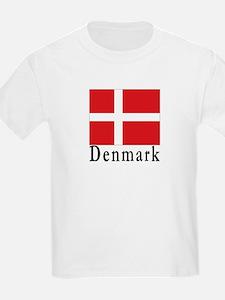Denmark Kids T-Shirt