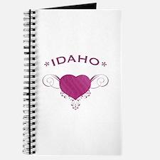 Idaho State (Heart) Gifts Journal