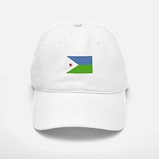 Djibouti Baseball Baseball Cap