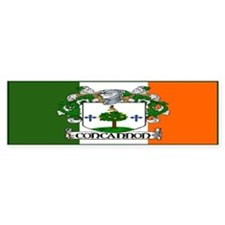 Concannon Arms Flag Bumper Bumper Sticker