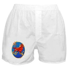 Year Of The Ox Oval Boxer Shorts