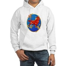 Year Of The Ox Oval Hoodie