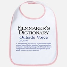 Outside Voice Bib
