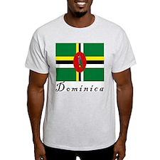 Dominica Ash Grey T-Shirt