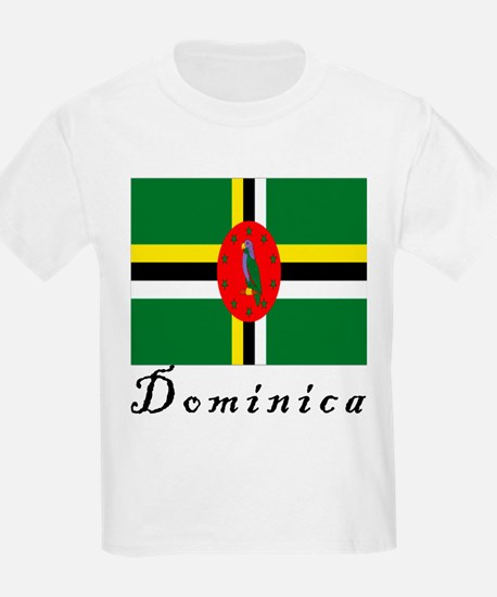 Dominica Kids T-Shirt