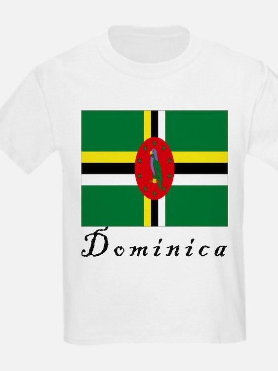 Dominica Kids T-Shirt