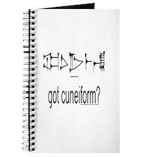 got cuneiform? Journal
