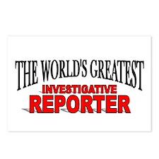 """The World's Greatest Investigative Reporter"" Post"