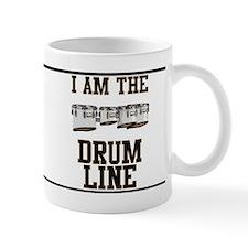 Quad Drummer Small Mugs