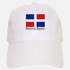 Dominican Republic Baseball Baseball Cap