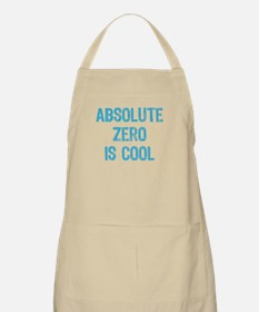 Absolute Zero is Cool Apron