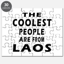 The Coolest Laos Designs Puzzle