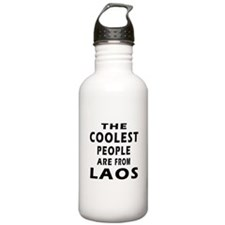 The Coolest Laos Designs Water Bottle