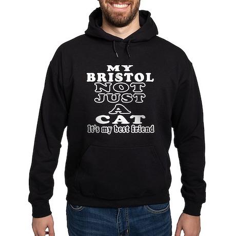 Bristol Cat Designs Hoodie (dark)