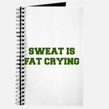 sweat-is-just-fat-crying-6-fresh-green Journal