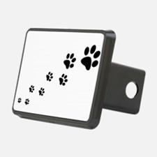 Paw Prints Hitch Cover