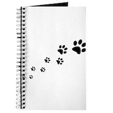 Paw Prints Journal