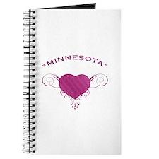 Minnesota State (Heart) Gifts Journal