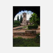 Alhambra Rectangle Magnet