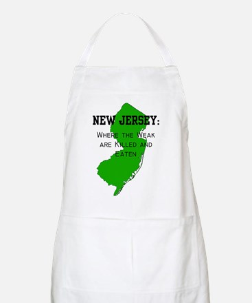 Killed and Eaten BBQ Apron