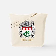 Hunt-(Irish) Coat of Arms (Family Crest) Tote Bag