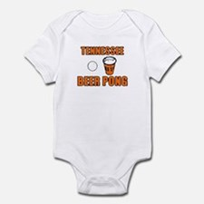 Tennessee Beer Pong Infant Bodysuit