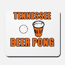 Tennessee Beer Pong Mousepad