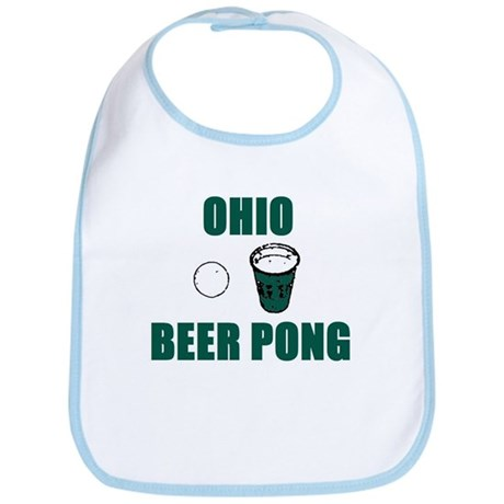 Ohio Beer Pong Bib