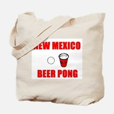 New Mexico Beer Pong Tote Bag