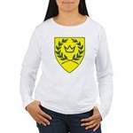 West Women's Long Sleeve T-Shirt
