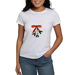 Bawdy Mistletoe! Women's T-Shirt