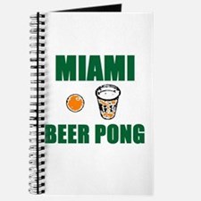 Miami Beer Pong Journal