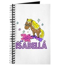 I Dream Of Ponies Isabella Journal