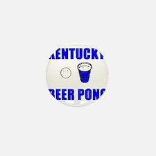 Kentucky Beer Pong Mini Button