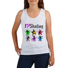 DARLING SKATER Women's Tank Top