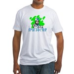 SPIN DOCTOR Fitted T-Shirt