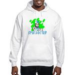SPIN DOCTOR Hooded Sweatshirt