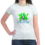 SPIN DOCTOR Jr. Ringer T-Shirt