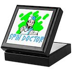 SPIN DOCTOR Keepsake Box
