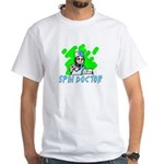SPIN DOCTOR White T-Shirt