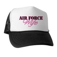 Air Force Wife Trucker Hat