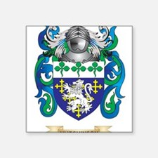 Hutchinson Coat of Arms (Family Crest) Sticker